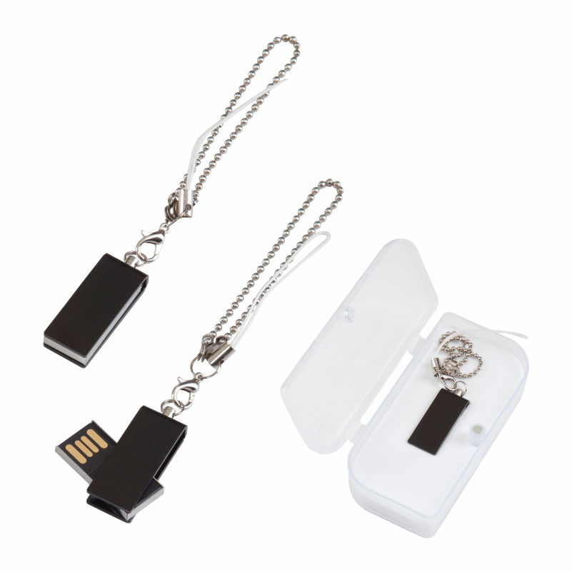 Mini Metal Usb Bellek 16 Gb
